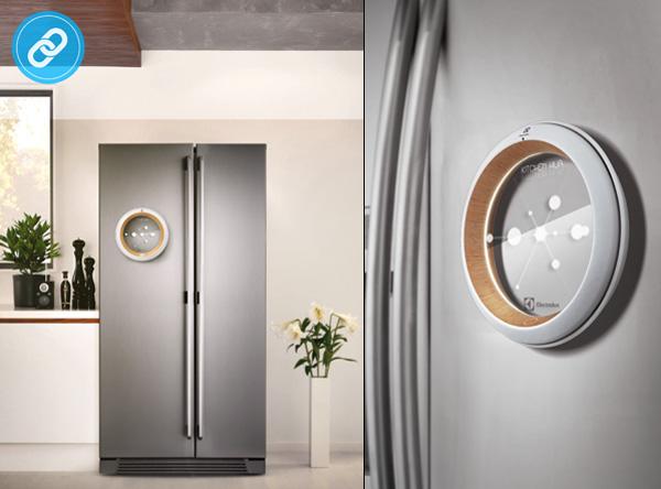 Kitchen Hub послужит стильным украшением для кухонного интерьера