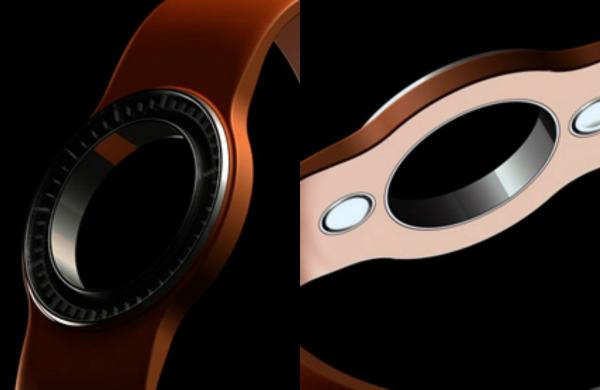Часы без циферблата M60M