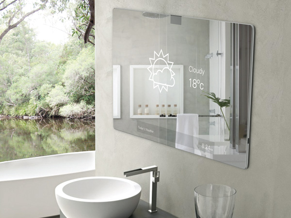 Концепт электронного зеркала Mirror 2.0