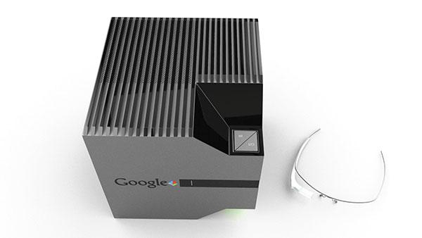 Nexus Orbit синхронизируется с Google Glass