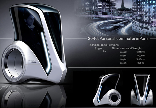 Parsonal Commuter: экологичный автотранспорт будущего