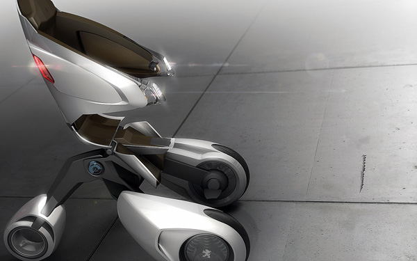 Концепт Peugeot XB1