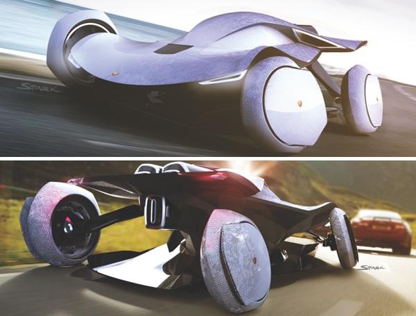 Концепт-кар Koenigsegg Prestera