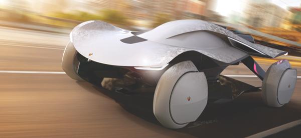 Концепт Koenigsegg Prestera