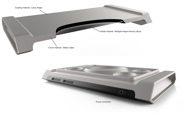 Концепт Smart Tray