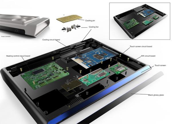 Устройство Smart Tray