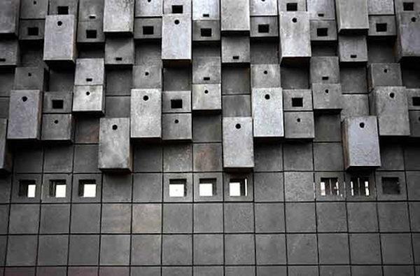 Проект «Animal Wall» в Cardiff Bay, Великобритания