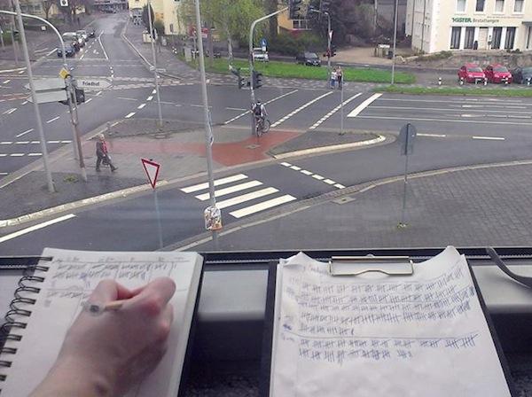 Игра Streetpong как концепция развития городских контактов