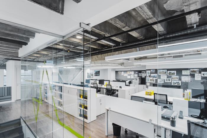 Опен-спейс для архитекторов