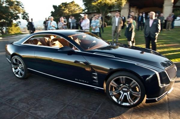 Купе Cadillac Elmiraj