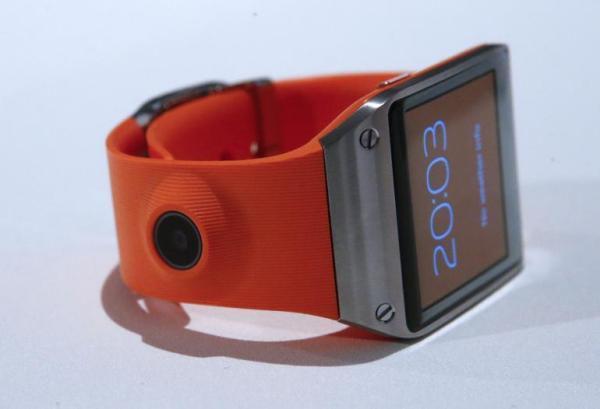 Смарт-часы Samsung Galaxy Gear
