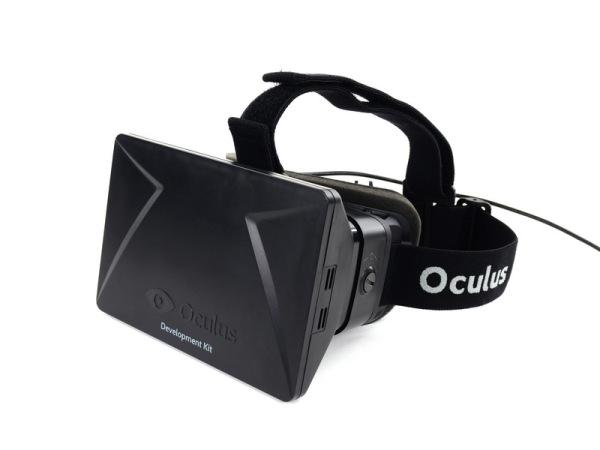 Набор для разработчиков Oculus Rift