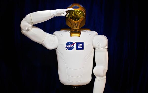 Robonaut 2 - первый робот-андроид на МКС