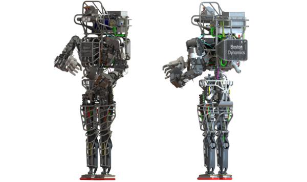 Робот-спасатель Atlas