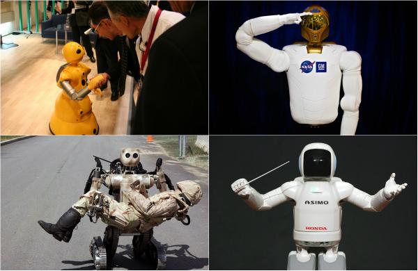 Обзор самых необычных роботов-андроидов