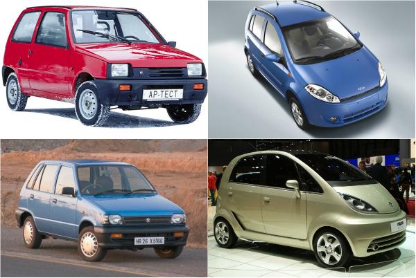 Обзор самых дешевых автомобилей 2013 года