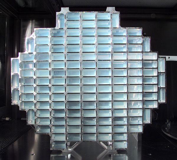Ячейки для хранения образцов кометного вещества