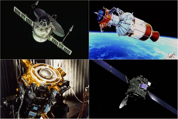 Обзор космических аппаратов для