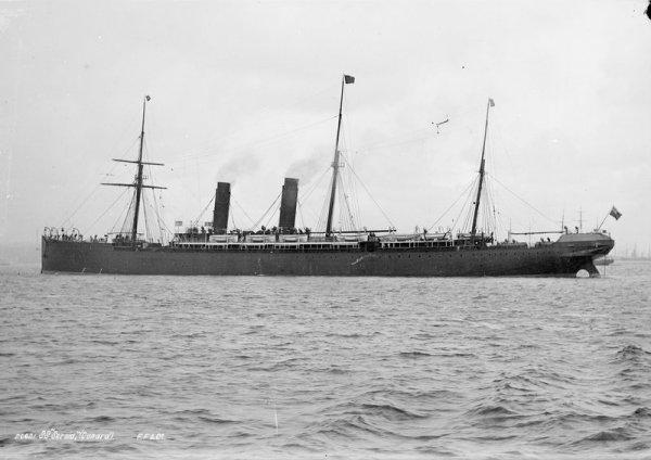 Инновационный лайнер Servia