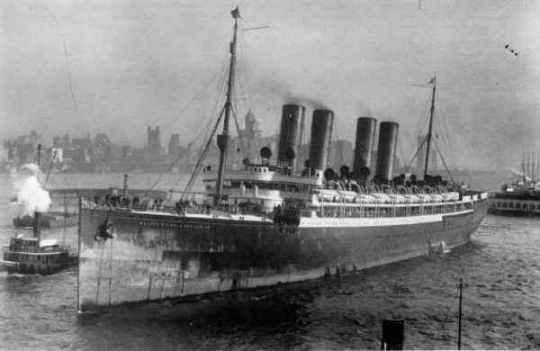 Kaiser Wilhelm der Grosse: новая эпоха кораблестроения