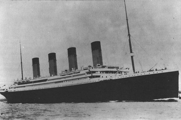 Легендарный «Титаник»