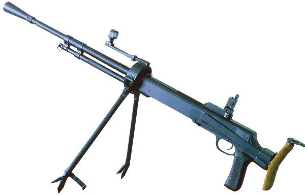 Танковый пулемет Дягтерева