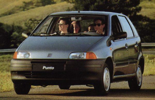 Первое поколение Fiat Punto
