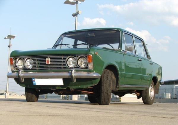 Fiat 125: улучшенная версия 124-ой модели