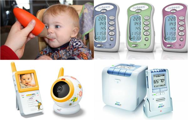 Обзор самых полезных и интересных гаджетов для будущих мам