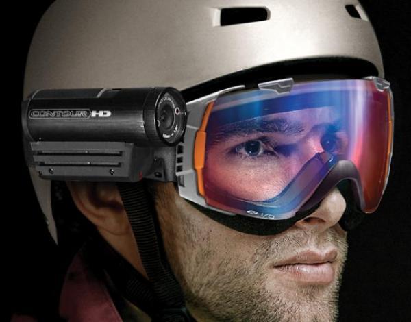Камера с GPS-датчиком Contour