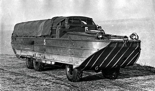 Амфибия ДАЗ-485