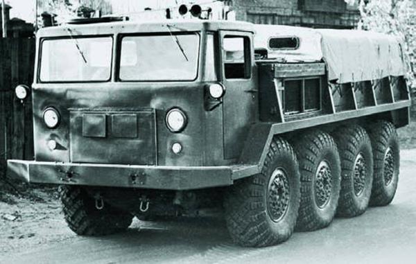 Грузовой автомобиль ЗиЛ-134