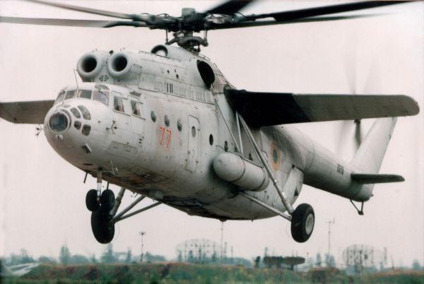 Тяжелый вертолет Ми-6