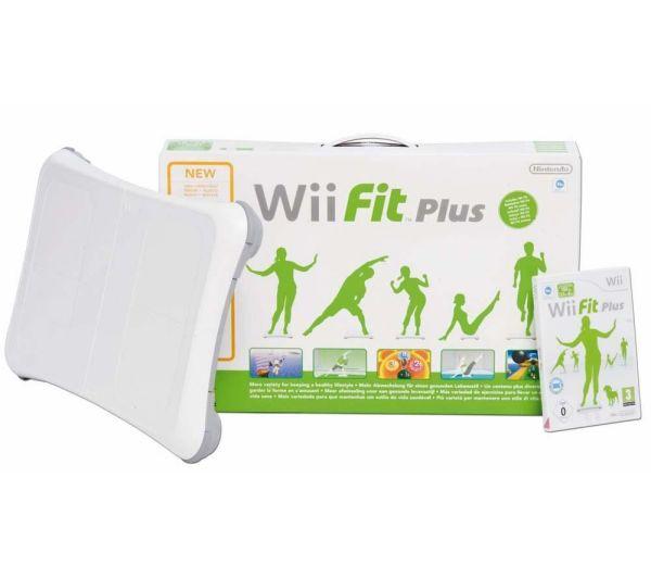 Фитнес-игра Wii Fit Plus