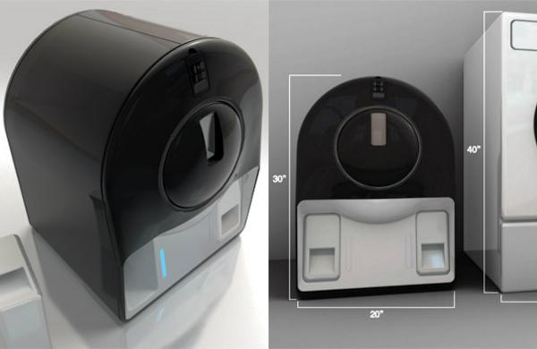 Экологичная стиральная машина