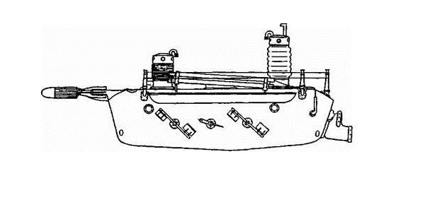 Малогабаритная подлодка Шильдера