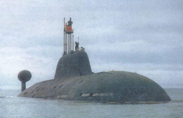АПЛ проекта 971 «Щука-Б»