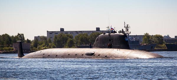«Северодвинск» - АПЛ проекта 885 «Ясень»