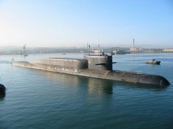АПЛ проекта 667БДРМ «Дельфин»
