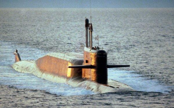 К-18 «Карелия» - АПЛ проекта 667БДРМ «Дельфин»