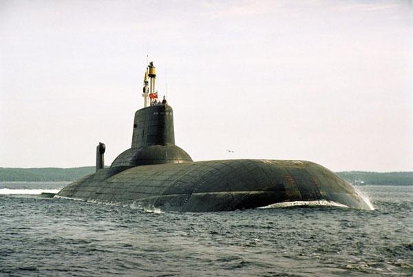 АПЛ проекта 941 «Акула»