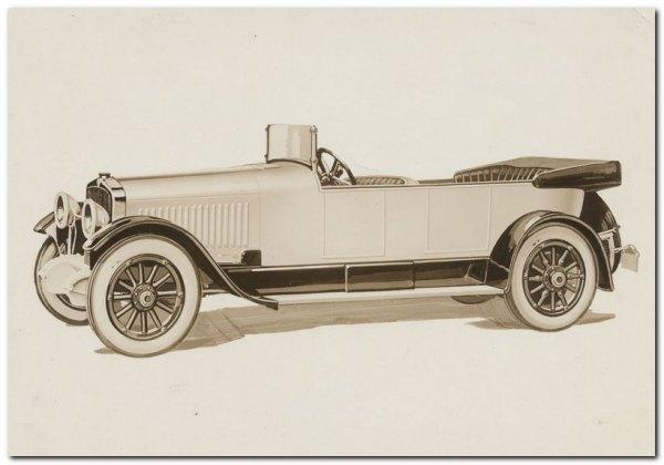 Инновационный паромобиль Doble Detroit