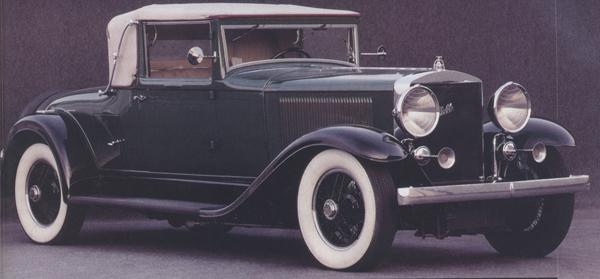 Роскошный Doble Model E