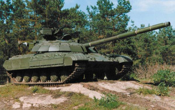 Инновационный танк Т-64