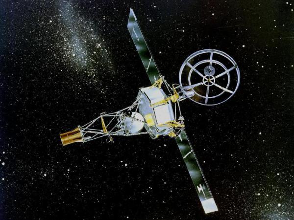 Маринер-2, разработанный NASA