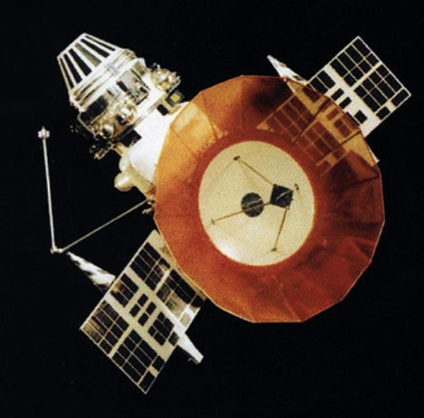 Венера-3 с «посылкой»