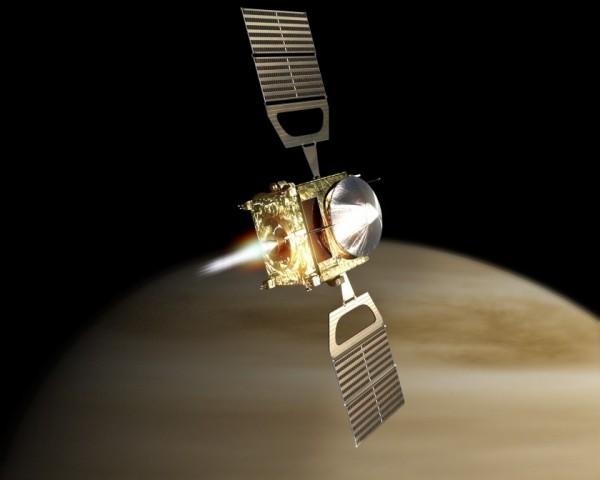 Долговечный и надежный аппарат Венера-экспресс