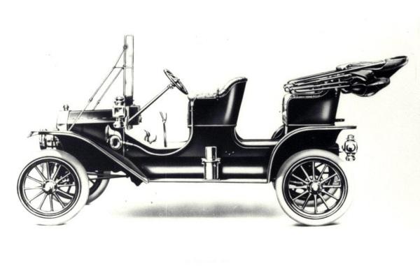 Автомобиль XX века - Ford Model T
