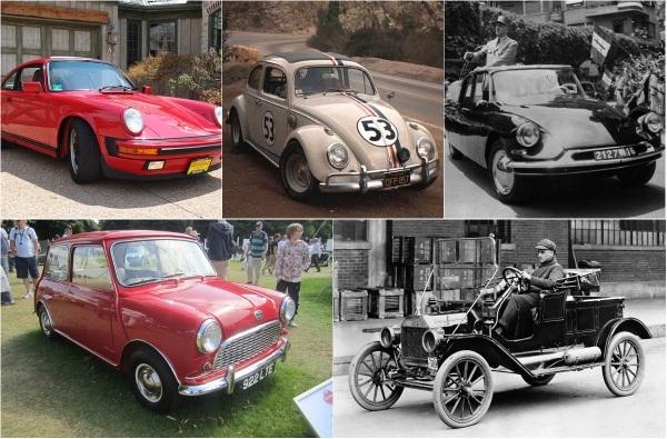 Обзор лучших машин XX века