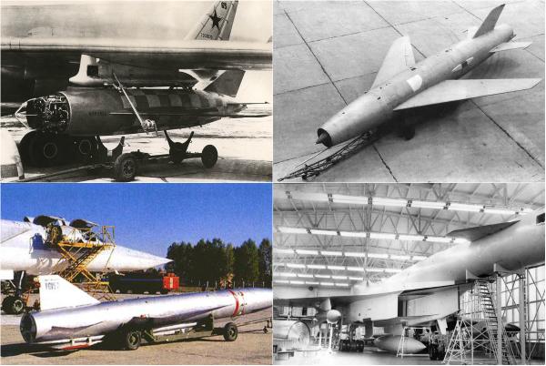 Обзор проектов ракет Александра Яковлевича Березняка